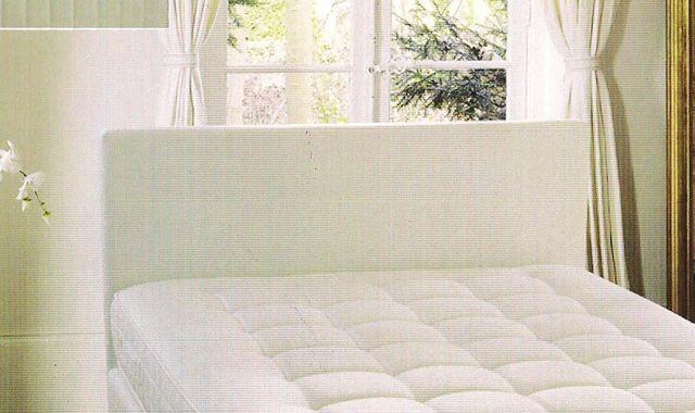 Tête de lit droite